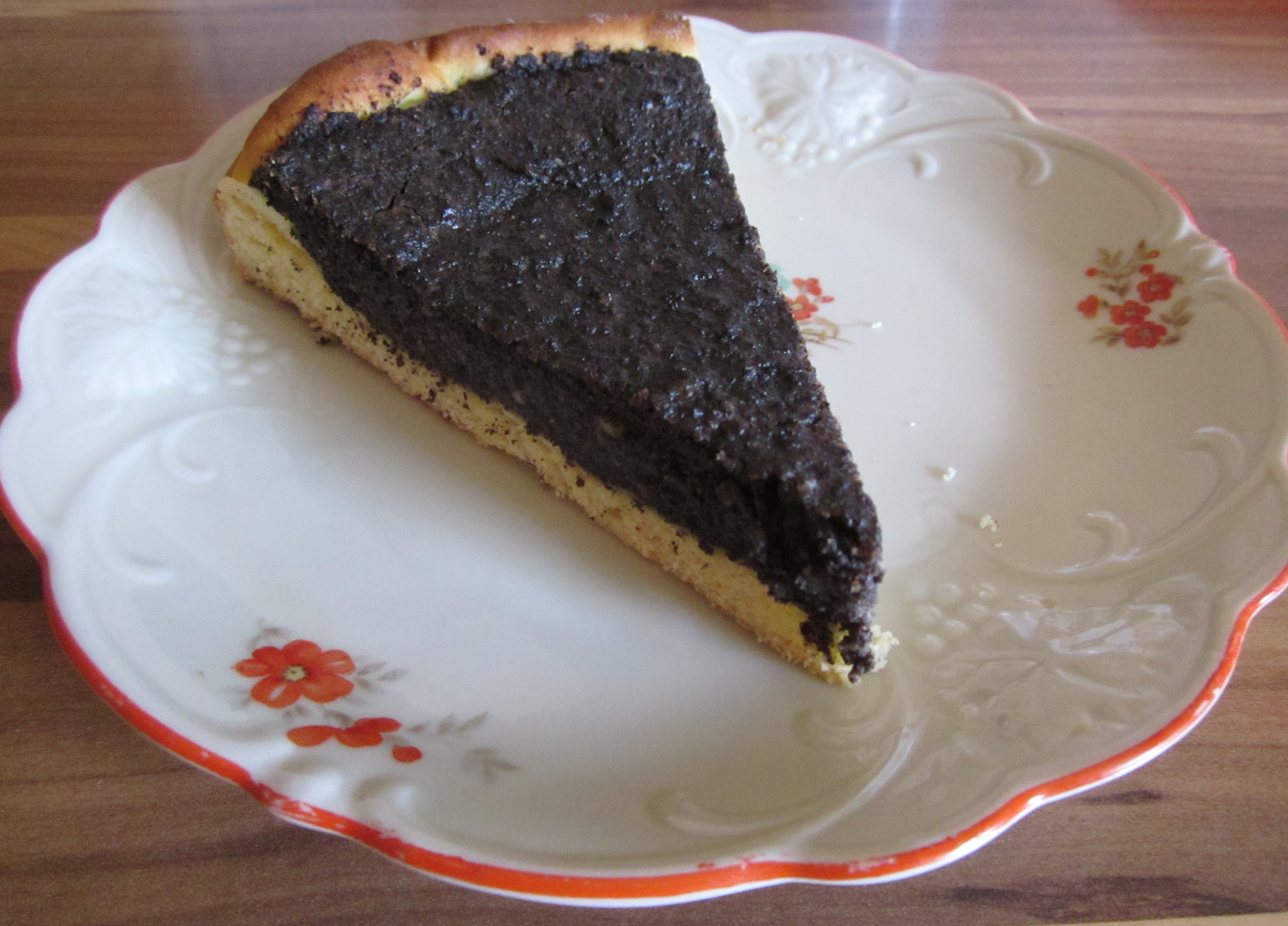 Schwarzer (Kirchweih)-Kuchen